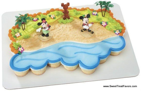 Details About Mickey Minnie Mouse Cake Topper Decoration