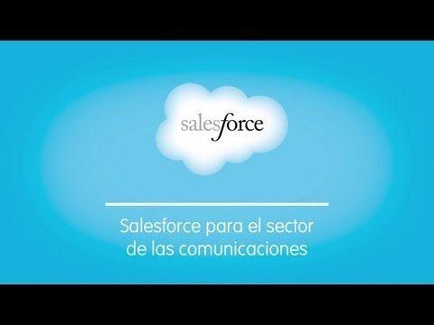 ▶ Demostración de soluciones de Salesforce: El sector de las comunicaciones - YouTube