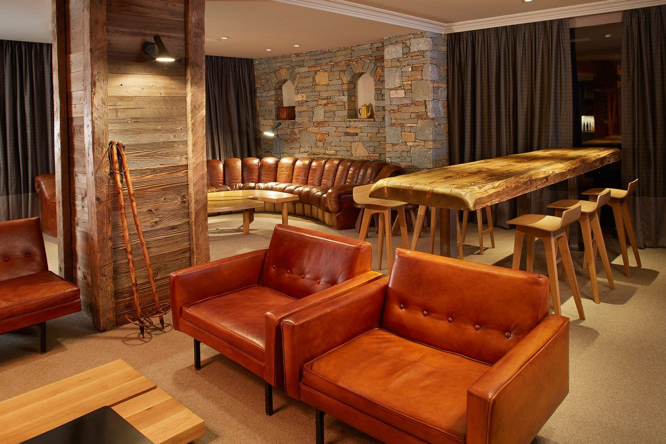 Hôtel Des 3 Vallées // Kollektion – ZEITRAUM Furniture