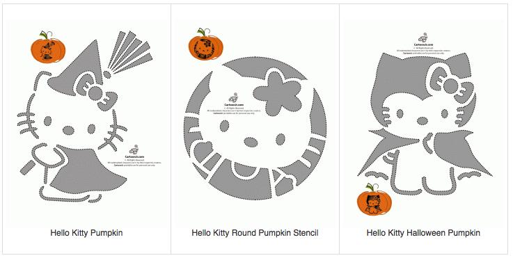 Hello Kitty Tattoos Behind The Ear