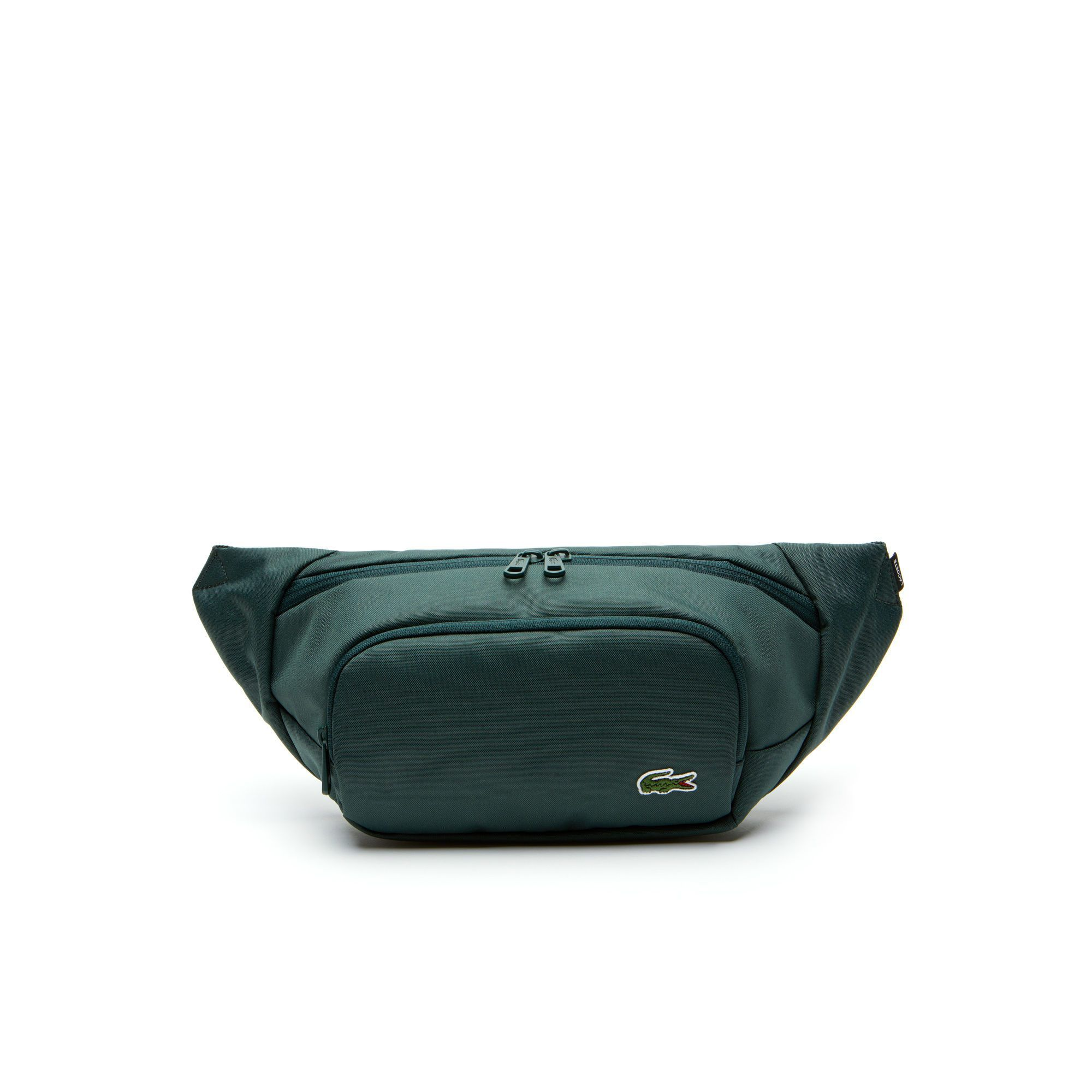 73f81513b751 LACOSTE MEN S NÉOCROC DOUBLE POCKET CANVAS FANNY PACK.  lacoste  bags  belt  bags  canvas