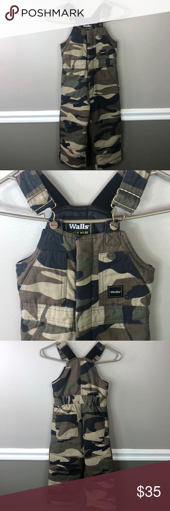 walls xs camo bib overall like new bib overalls on walls hunting coveralls id=86816