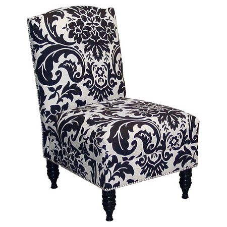 I pinned this Dutchess Accent Chair from the Classic Chic: Black & White event at Joss and Main!