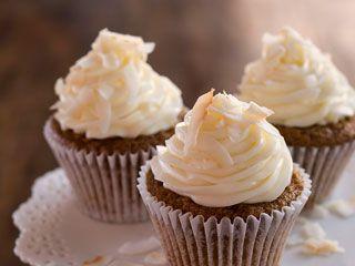 Paula Deen's Best Ever Carrot Cake Cupcakes