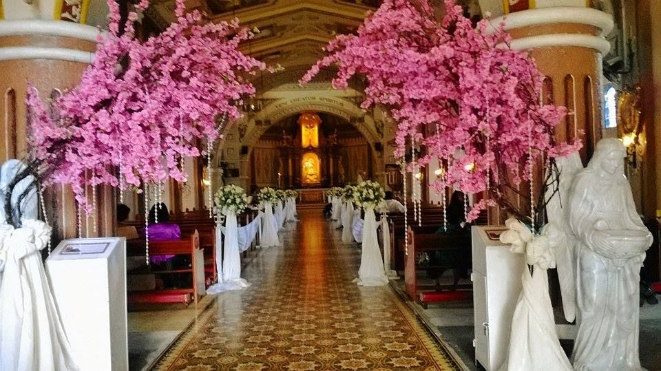 cherry blossom wedding ideas - Google Search | Ceremony/Reception ...