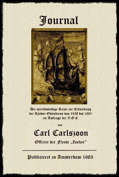 Das Journal des Carl Carlszoon