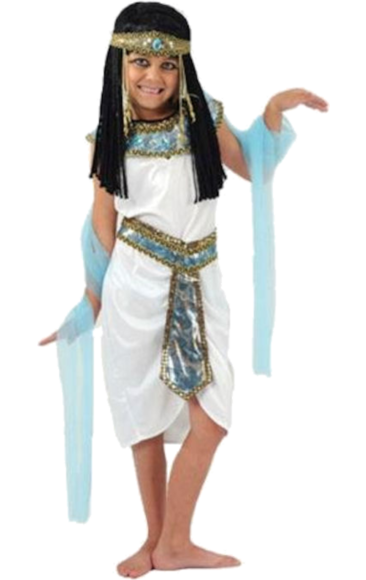 Child Egyptian Queen Costume  sc 1 st  Pinterest & Child Egyptian Queen Costume | Egyptian queen costume Egyptian ...