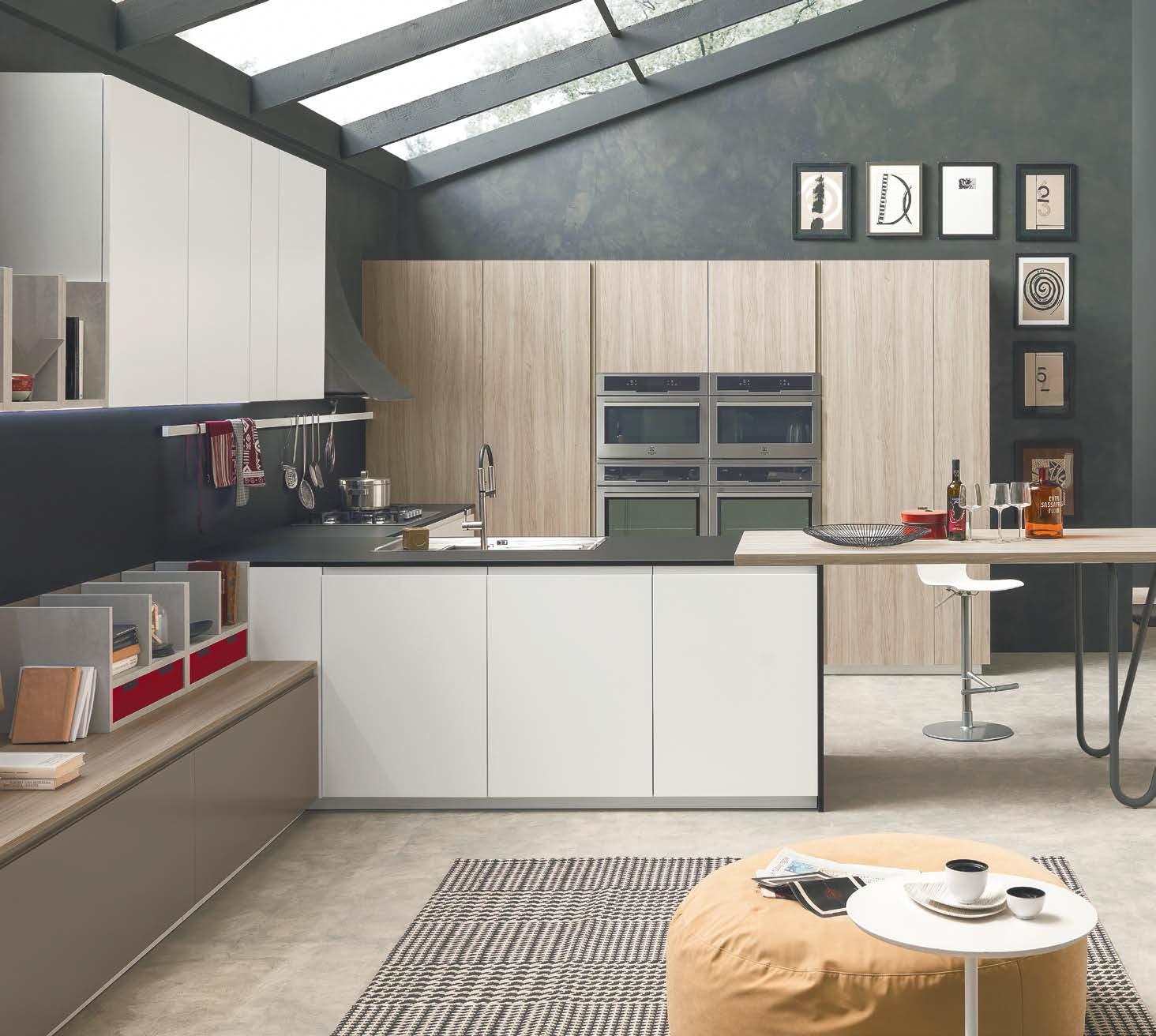 Promozione cucine: 1800€ di sconto | Febal Casa | Cucine FEBAL CASA ...