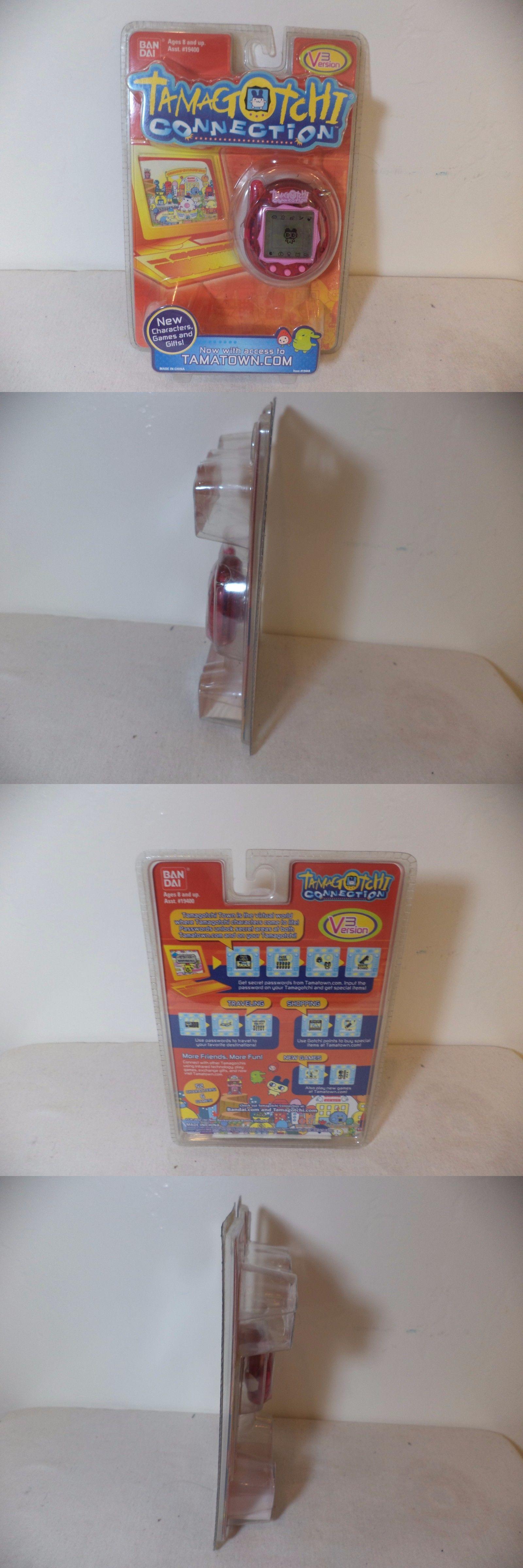Tamagotchi Rare Bandai Tamagotchi Version Connection Virtual