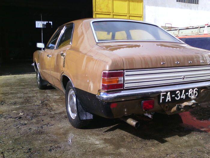 Ford - Cortina MK 3 1600 XL - 1971