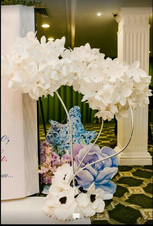 Flora kanzashi 30 pinterest big paper flowers flowers discover thousands of images about nice self standing big paper flowers mightylinksfo