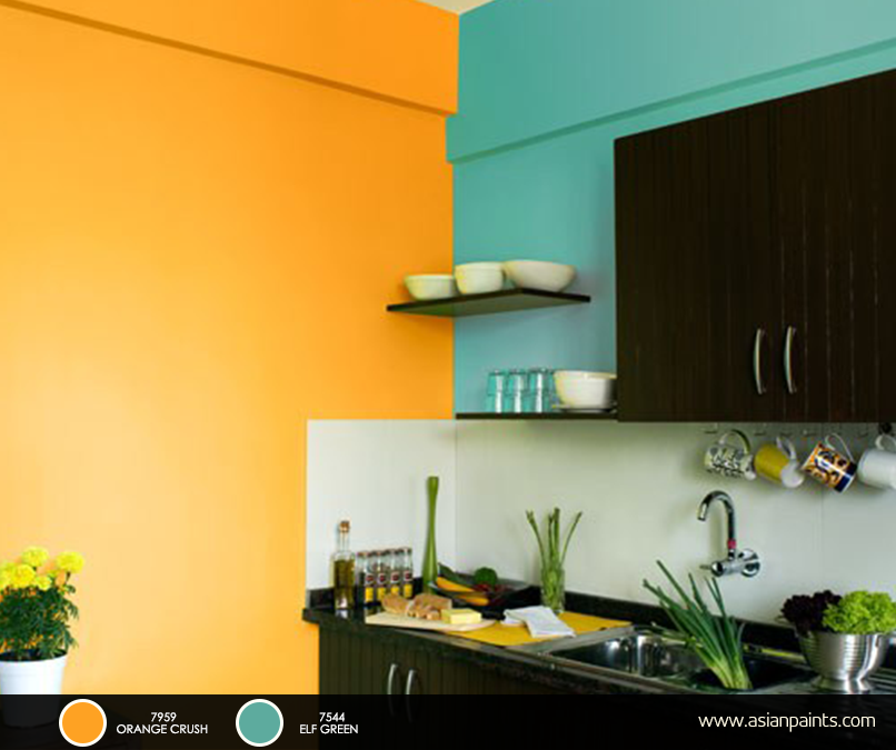 The Kitchen Is Usually The Ignored Space Of The House But It Need Not Be Any More Add C Room Interior Colour Living Room Paint Color Scheme Room Paint Colors