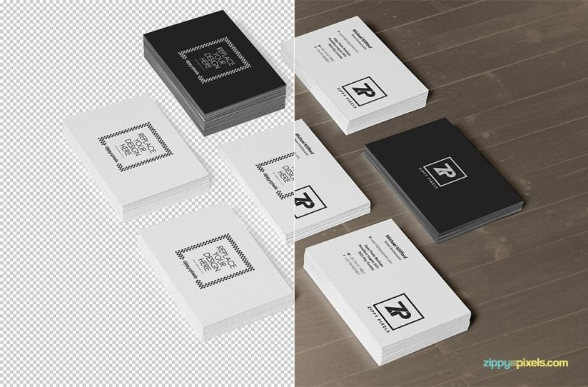 Free psd business card mockups mock up pinterest mockup free 2 psd business card mockups in stacks 10238 mb zippypixels free photoshop mockup psd business card stack colourmoves
