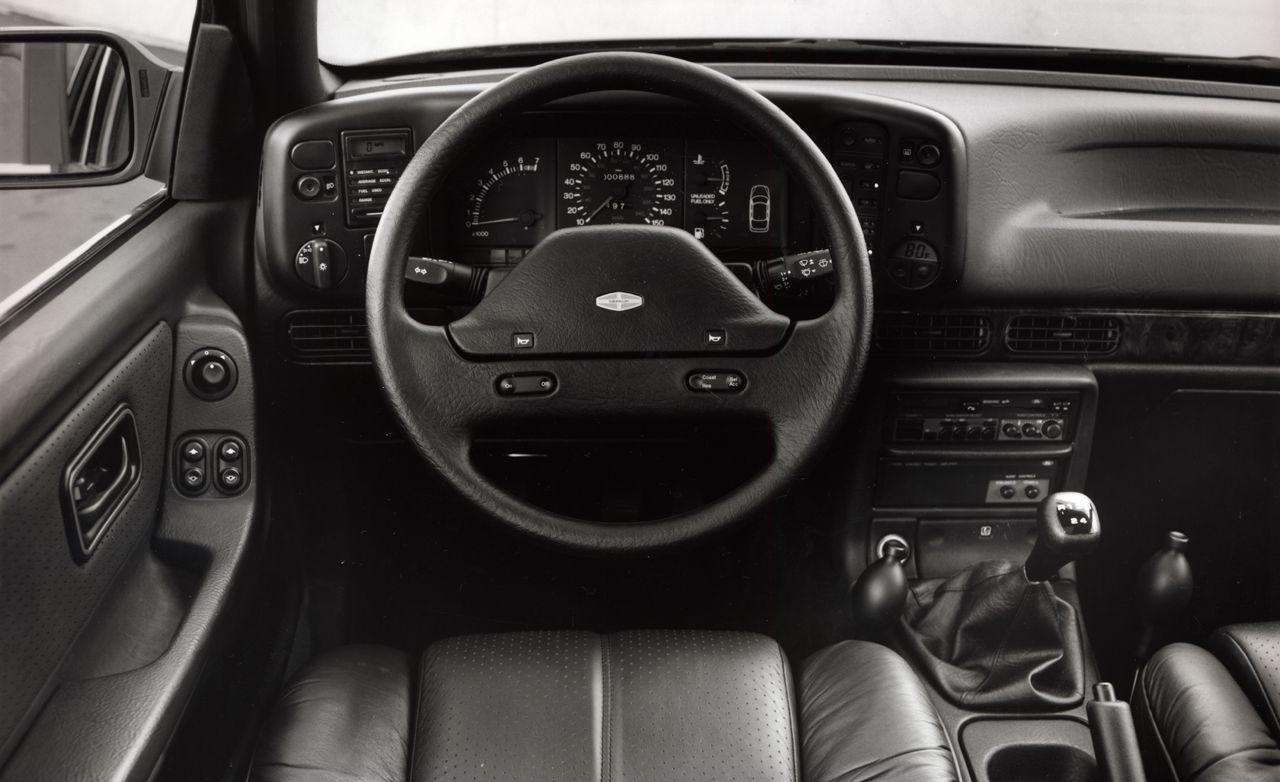 Merkur Scorpio Ford 1988 Lincoln Mercury Ford Automobile