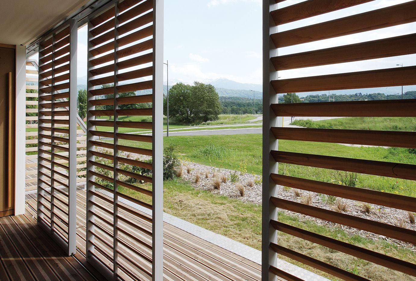 panneaux coulissants loggia renson exterieur terrasse jardin balcon pinterest panneau. Black Bedroom Furniture Sets. Home Design Ideas