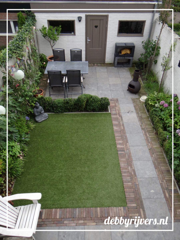 Top 10 Incredible Small Garden For Small Backyard Ideas 400 x 300