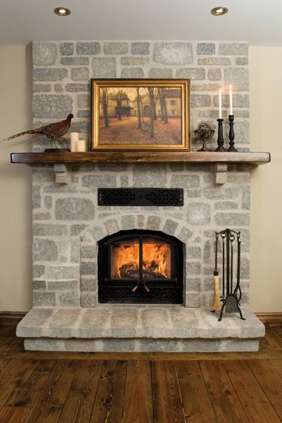 Opel 2 Fireplace | ICC Chimney - RSF Fireplaces | Fireplace Ideas ...