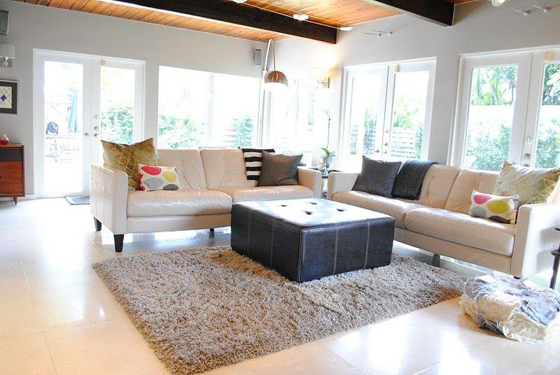 alfombras salas de estar modernas decoraci n de salas de