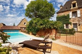 Fantastic rural retreat offering peace and tranquility, close to Sarlat. #France #holidays