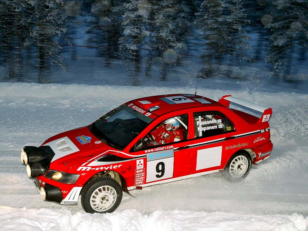 Mitsubishi Evo rally car | The only board | Pinterest | Rally car ...
