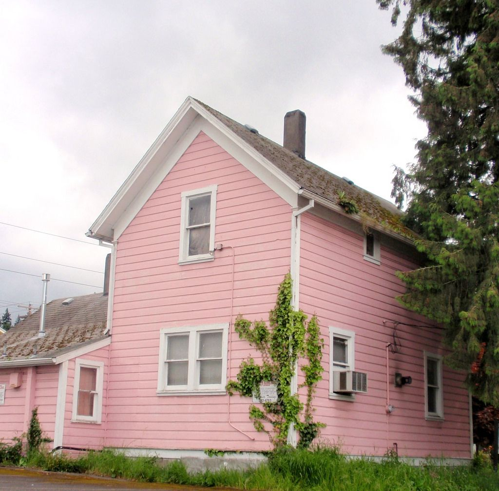 Little pink houses | Pink houses and House