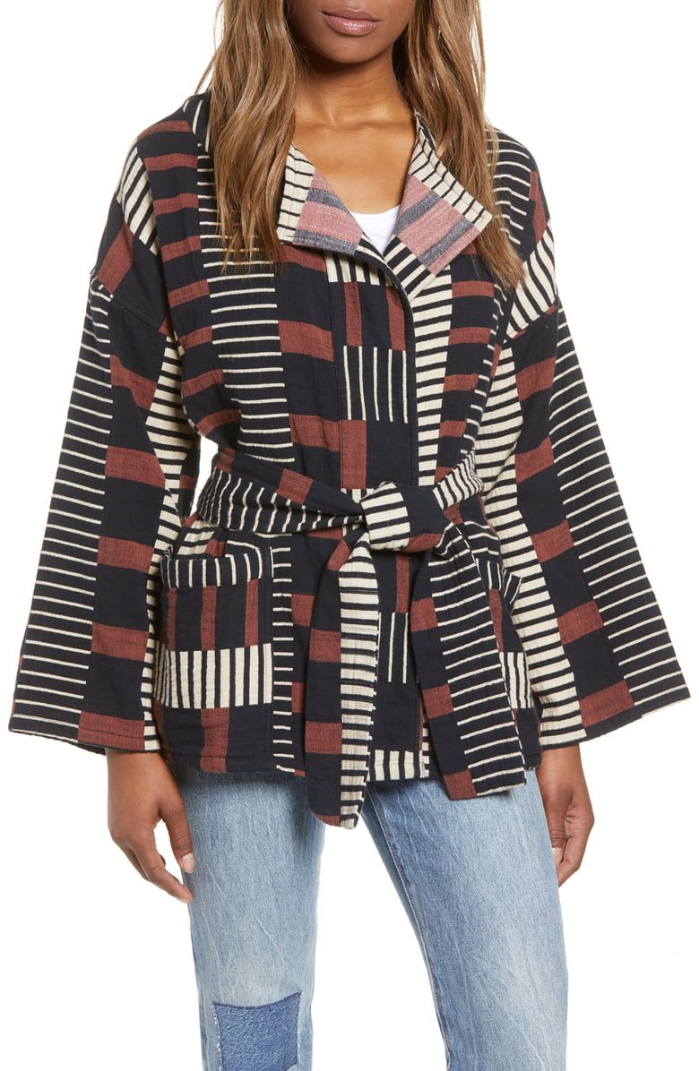 Free shipping and returns on ace jig sail cardi