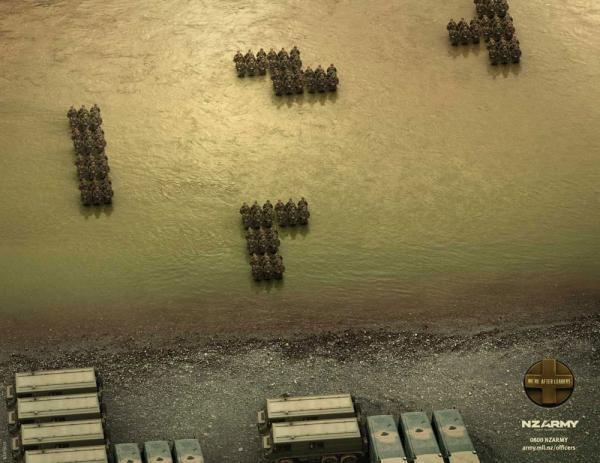 New Zealand Army \