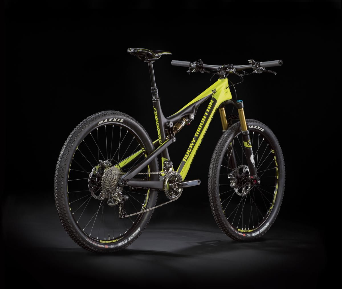 Introducing The 2015 Thunderbolt Msl Rocky Mountain Bicycles