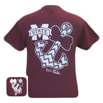 Mississippi State Bulldogs Deco Mesh from TallahatchieDesigns on