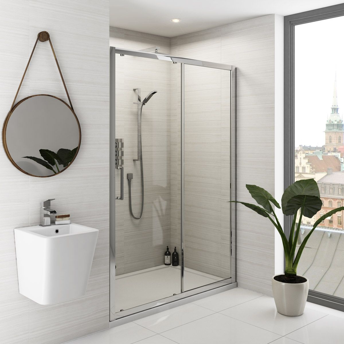 Click Here To Find Out More About Creating A Shower Enclosure In A