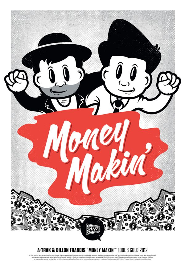 MONEY MAKIN' by Gordon Montgomery