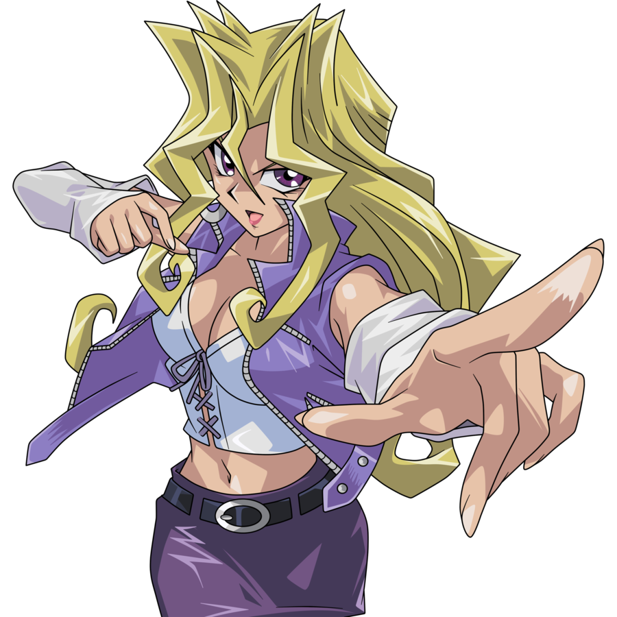 I've never seen a titty not in my life yugi muto