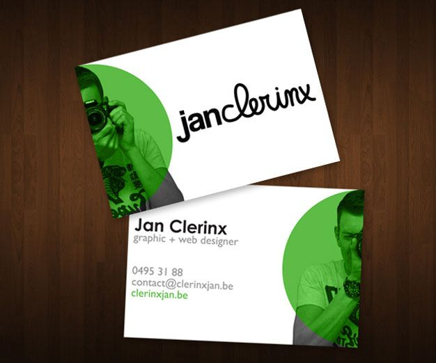 graphic design personal business cards - Google Search | My ...