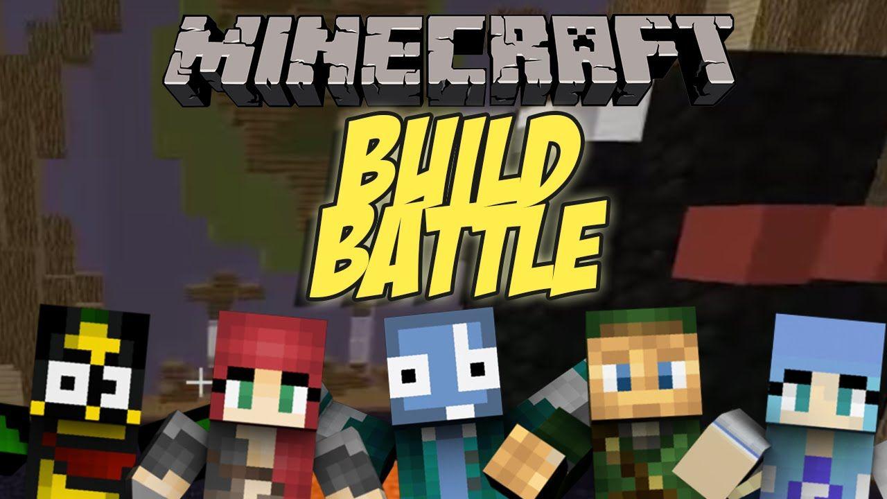 Minecraft ITA : DRAGON - Build Battle Minigame