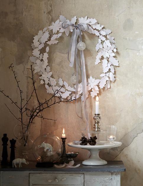 adventsdeko zum selbermachen und kaufen adventskranz. Black Bedroom Furniture Sets. Home Design Ideas