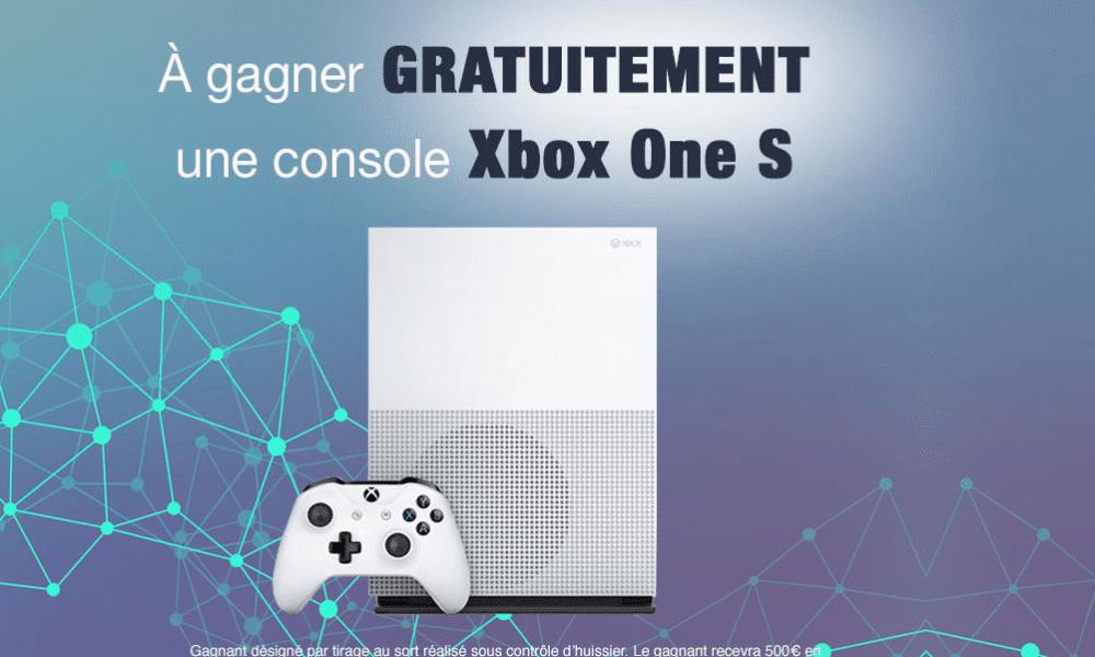 Remportez La Console De Jeu Microsoft Xbox One S 2 To Console Xbox One Jeu Concours Jeux