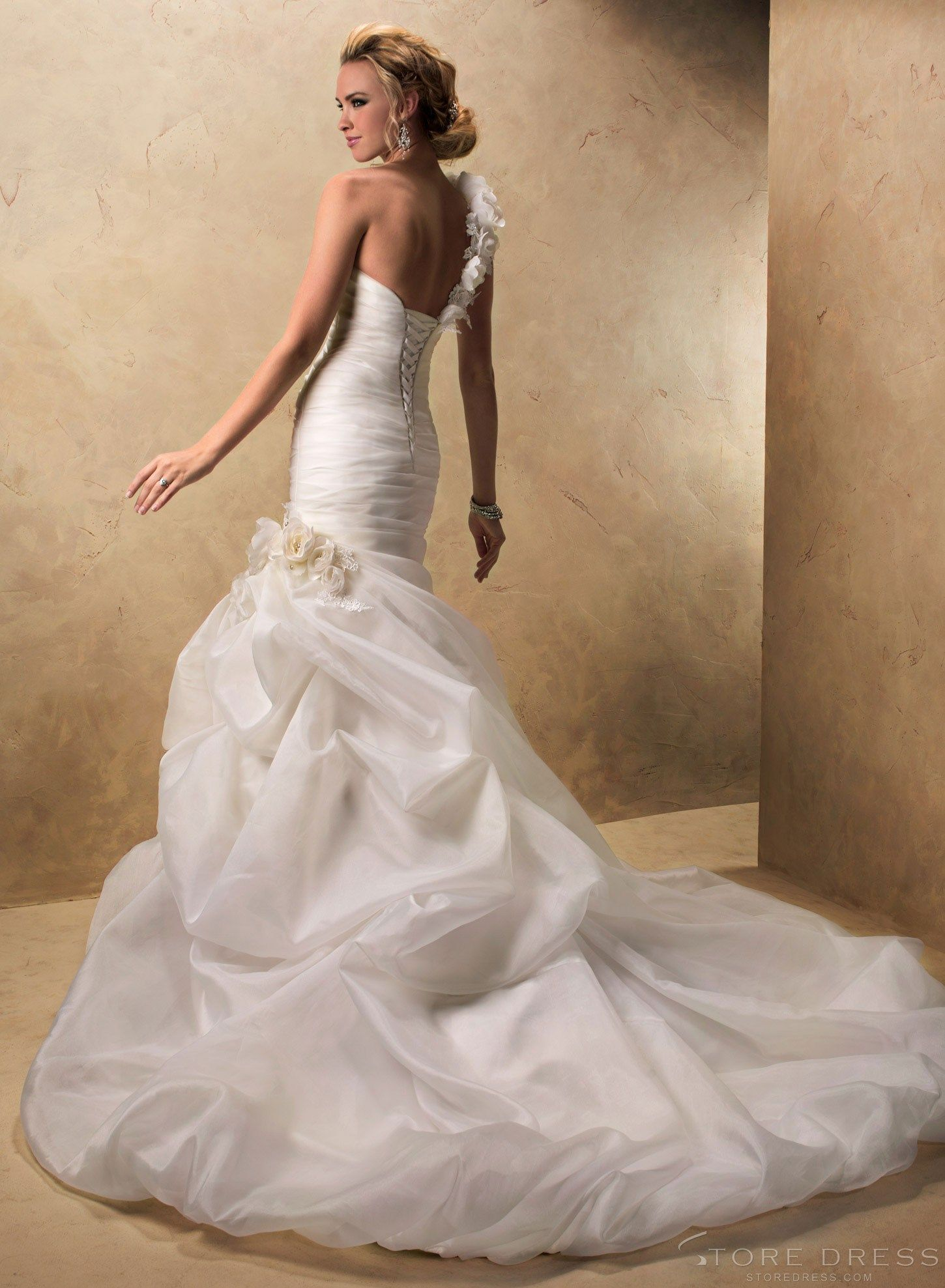 Lovely new arrival style sweetheart wedding dress wedding