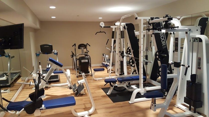 Home Gym Home Gym No Equipment Workout Running Clothes Women