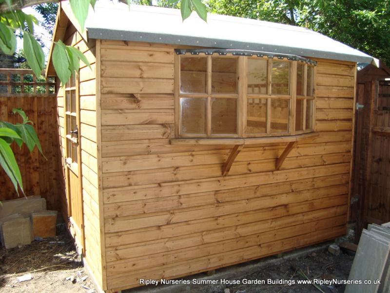 Garden Sheds Ripley cranleigh summerhouse 9x7. | ripley nurseries. sheds, garden