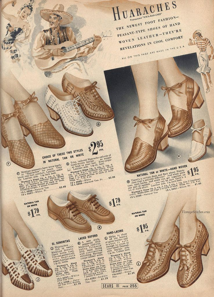 1939 Spring and Summer Sears, Roebuck