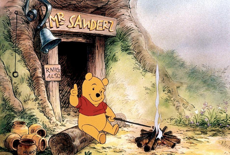 Winnie the Pooh and the Honey Tree (1966) Winnie the