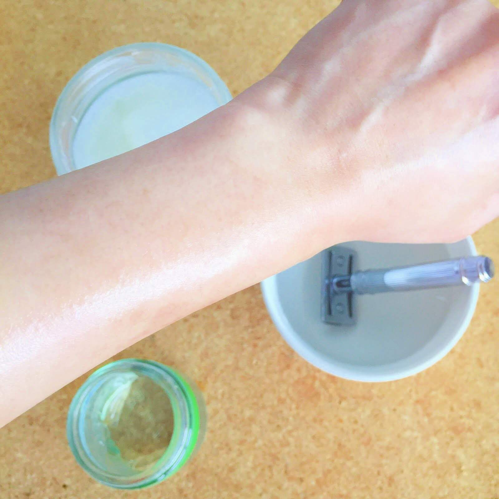 A female guide to ecofriendly shaving how to shave with