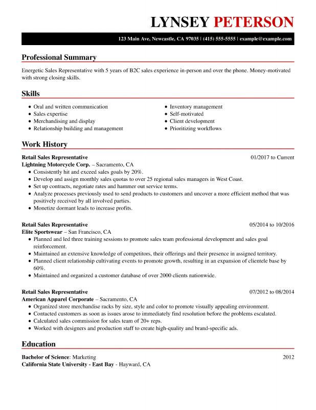 resume monitoring evaluation