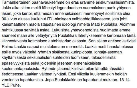 Yle Puheen ikkuna | Yle Puhe | yle.fi