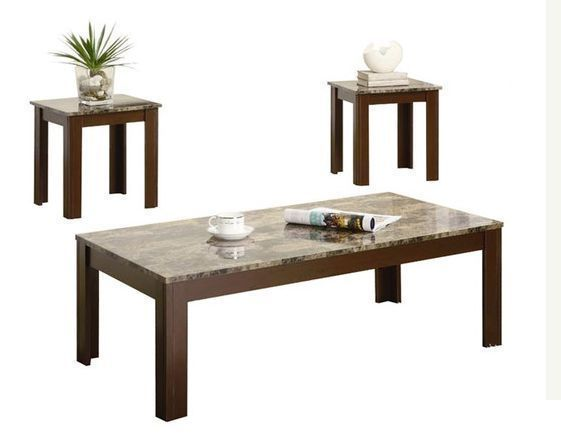 1023bed61a2d Check out this Coffee Table Set Clearance Sale Glass Wood Marble  Contemporary Lamps Pair New in Home   Garden