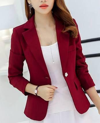 e6edc4cbff62e1 Resultado de imagem para blazer feminino | veste | Blazer feminino ...