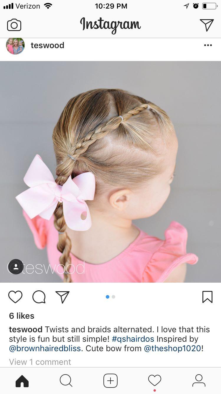 Pin by kara oswald on girls pinterest girl hairstyles girl hair