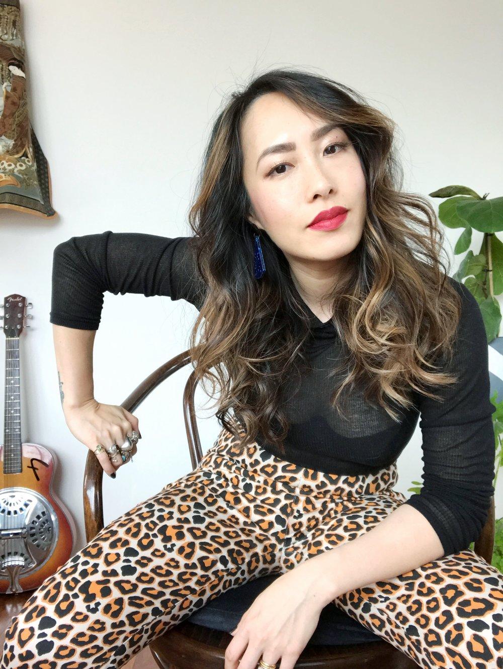 Host Of Netflix S The Chef S Line Melissa Leong Fashion Beauty Fashion Style Inspiration