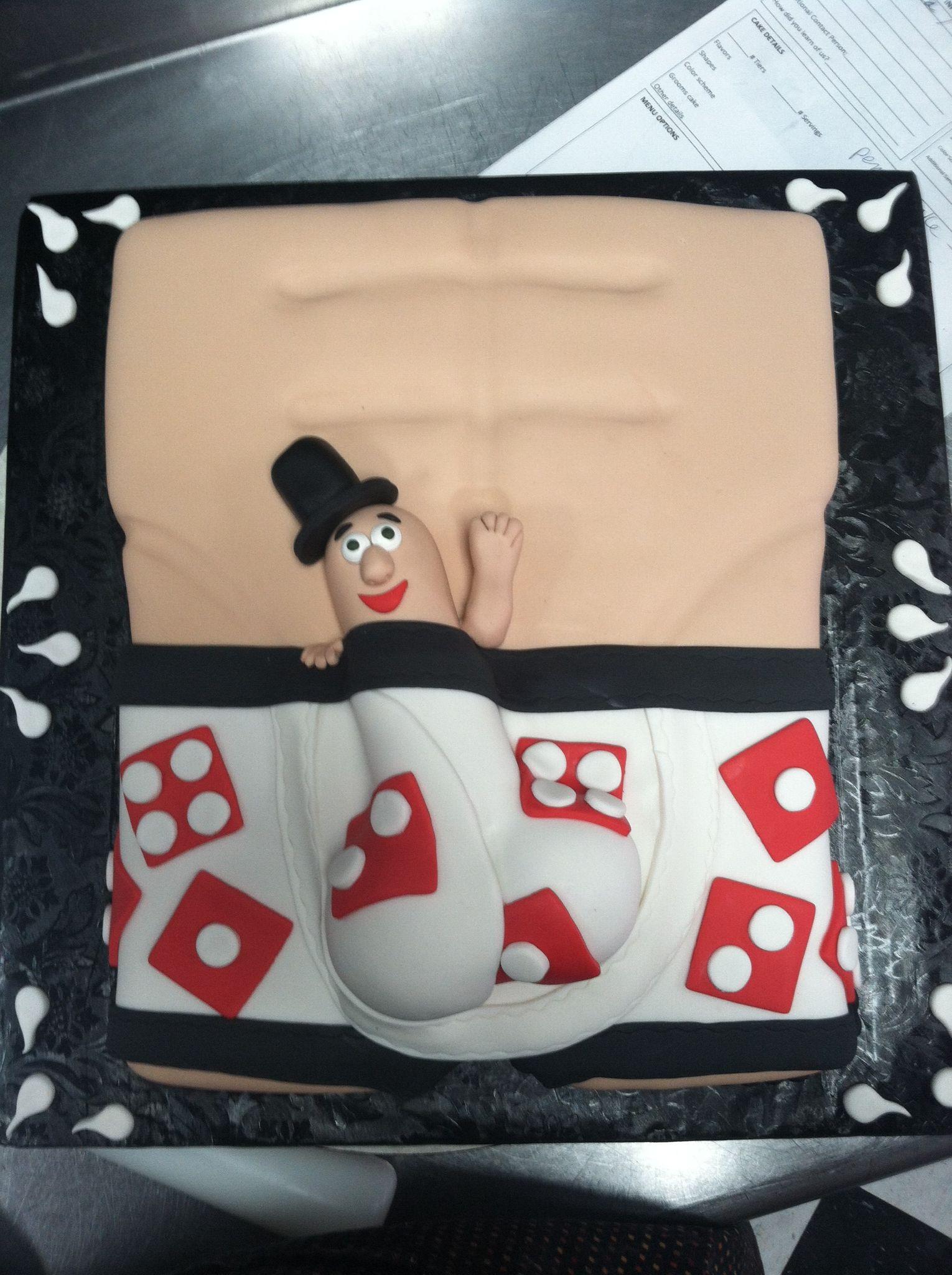 Underwear Cake Bake My Day Creationsbakemyday Www