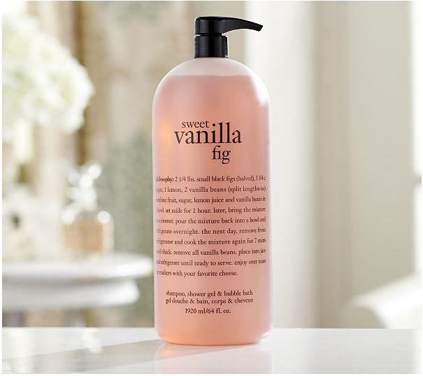 Philosophy Mega Size 64 Oz 3 In 1 Shampoo Bath Shower Gel Qvc Com Shower Gel Shampoo Gel